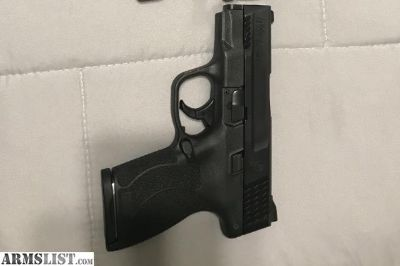 For Sale: .45 S&W Shield