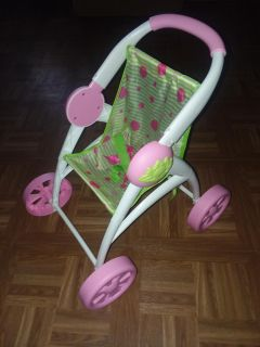 Cabbage patch doll stroller