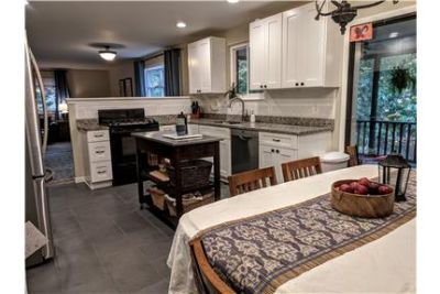 Beautiful 3 BR with fenced backyard; Great Commute