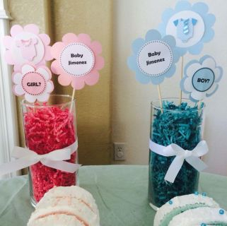 (2 ) CUSTOMIZED BOY OR GIRL DECORATIONS!