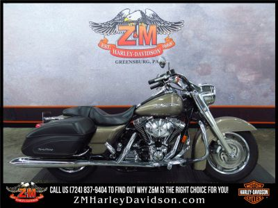 2005 Harley-Davidson FLHRS/FLHRSI Road King Custom Touring Motorcycles Greensburg, PA