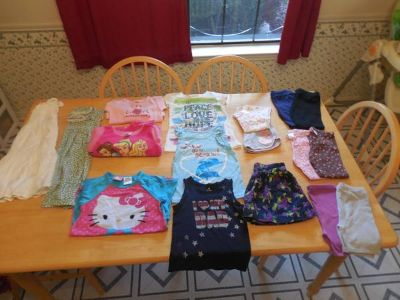 Girls size 4 clothes (Killeen)
