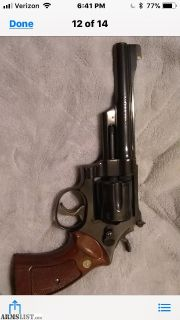 For Trade: 1977 S&W model 27-2