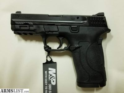For Sale: NIB Smith&Wesson Shield EZ 380 with no frame safety and free lifetime warranty