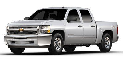 2013 Chevrolet Silverado 1500 LT (Graystone Metallic)