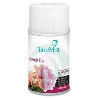 Timemist metered fragrance dispenser refill, french kiss, 6.6oz, aerosol