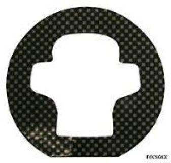 Find GAS CAP COVER DECAL SUZUKI GSXR750 96 96 GSXR 750 motorcycle in Ashton, Illinois, US, for US $14.99