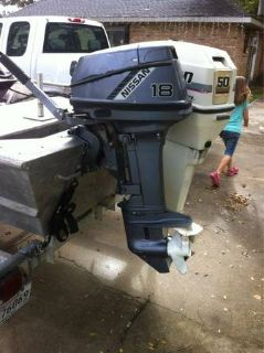 18 hp Nissan Outboard