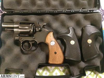 For Sale/Trade: Colt lawman mkiii 357 mag 2 inch barrel