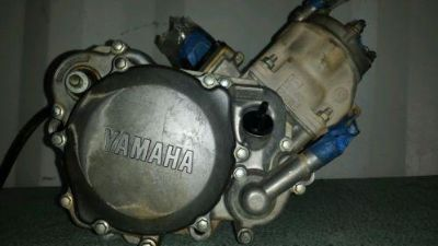 Sell yamaha yz85 complete engine/motor motorcycle in Hudson, Florida, US, for US $500.00