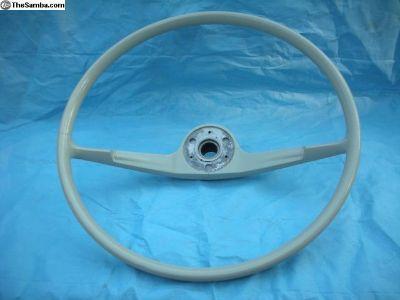 1958 Ghia Steering Wheel