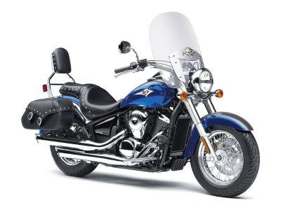 2019 Kawasaki Vulcan 900 Classic LT Cruiser Motorcycles Plano, TX