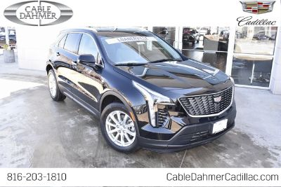 2019 Cadillac XT4 Luxury (Black Metallic)