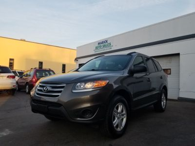 2012 Hyundai Santa Fe GLS (Black Forest Green)
