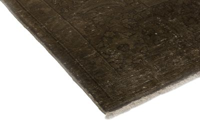 """Vintage, Hand Knotted Area Rug - 9' 10"""" x 13' 2"""""""