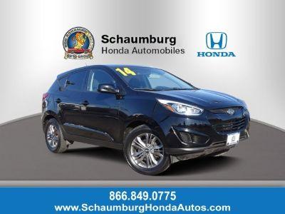 2014 Hyundai Tucson GLS (ash)