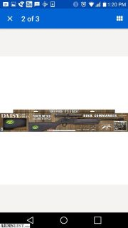 """For Sale: BRAND NEW DAISY POWERLINE 901 """"DUCK COMMANDER"""" AIR RIFLE"""