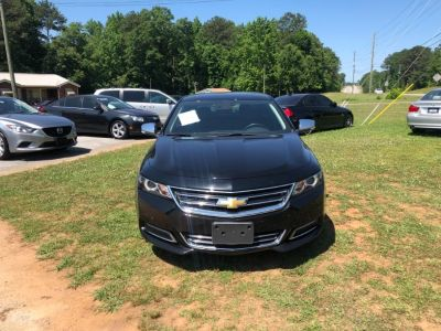 2015 Chevrolet Impala LTZ (Black)