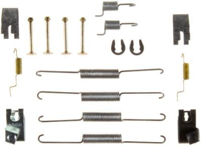 Find Bendix H7279 Rear Drum Hardware Kit motorcycle in Normandy, Tennessee, United States, for US $9.99