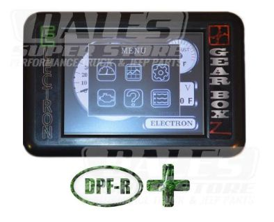Buy Electron Touch Screen Plus Tuner / Guages DPF/EGR Delete Tuner Powerstroke 6.4L motorcycle in Bradenton, Florida, United States, for US $549.00