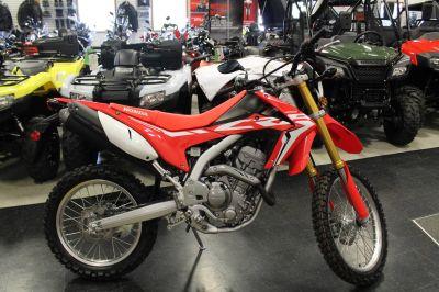 2018 Honda CRF250L Dual Purpose Motorcycles Adams, MA