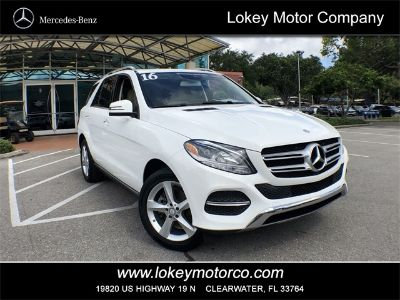 2016 Mercedes-Benz M-Class ML350 (white)