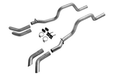 Buy New Flowmaster 59-63 Chevy Impala Exhaust Car Prebend Tailpipes 81055 motorcycle in Santa Rosa, California, US, for US $229.99