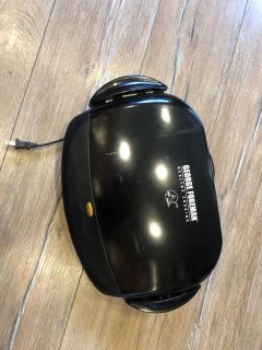 George foreman healthy cooking grill
