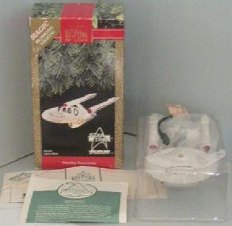 New Hallmark 1991 Star Trek Starship Enterprise Keepsake Ornament