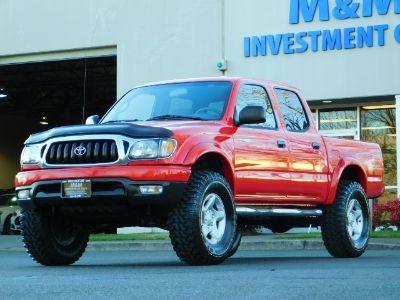 2002 Toyota Tacoma V6 (Red)