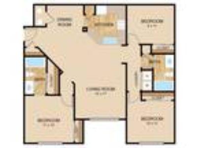 Autumn Grove Apartments - 3 Bedroom_2 Bath