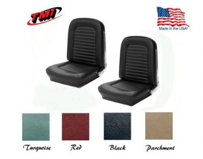 Sell Front & Rear Seat Upholstery, Any Color for 1966 Ford Mustang + Front Seat Foam motorcycle in Los Angeles, California, United States, for US $559.49
