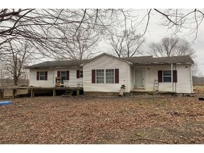 2 Bed 1 Bath Preforeclosure Property in Jeffersonville, KY 40337 - Ky Highway 1050