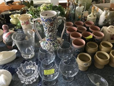 Moving Downsizing & everything priced to sell!  Antiques, furniture & much more!