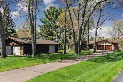 18658 78th Avenue CHIPPEWA FALLS Three BR, Beautiful setting on