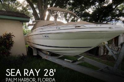 2000 Sea Ray 280 BOWRIDER