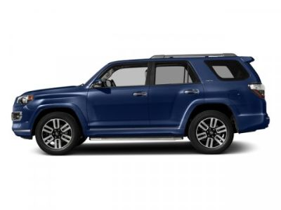 2018 Toyota 4Runner SR5 (Nautical Blue Metallic)
