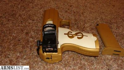 For Sale: Golden Sidewider