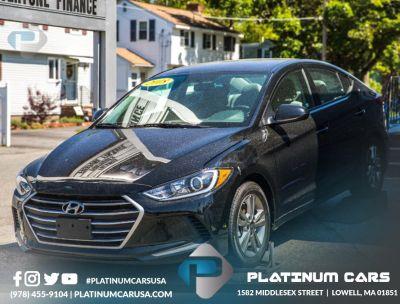 2018 Hyundai Elantra SEL 2.0L Auto SULEV (Alabama) (Black)