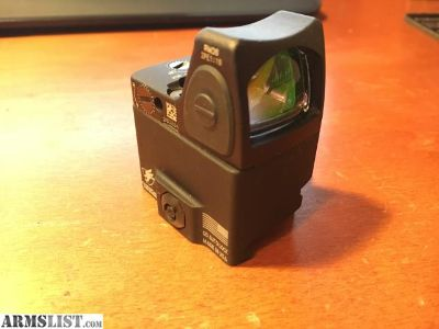 For Sale: Trijicon RMR with ADM mount