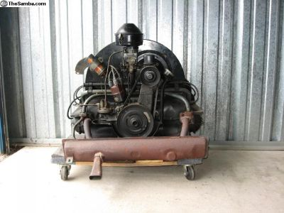 1957 36HP complete engine