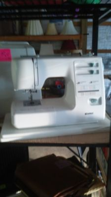 Kenmore portable sewing machine.