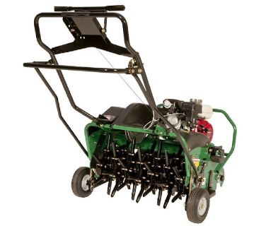 Time to Aerate Bermuda Grass (Greater Charlotte)