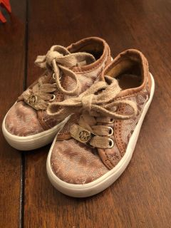 Baby MK sneakers size 6