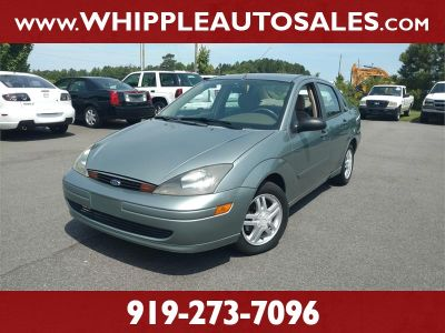 2003 Ford Focus SE (Green)