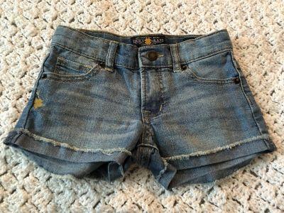 Lucky brand jean shorts 4t