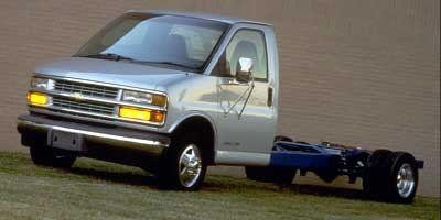 1999 Chevrolet Express Commercial Cutaway Base (Summit White)