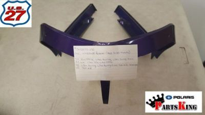 Find Genuine OEM Polaris Windshield Trim Retainer For Sale | Deep Violet| 5432573-230 motorcycle in Saint Johns, Michigan, United States, for US $49.99