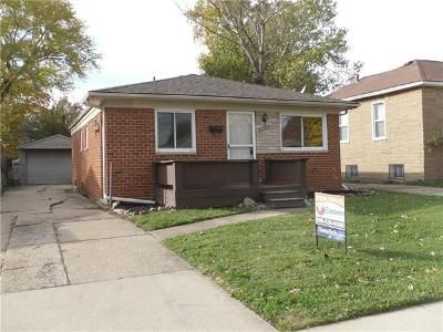 3 Bed 1 Bath Foreclosure Property in Eastpointe, MI 48021 - Rein Ave