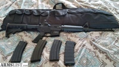 For Sale: S&W m&p 15